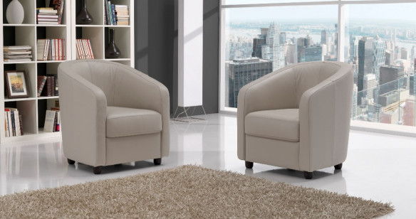 Fauteuil d'appoint VICTORIA