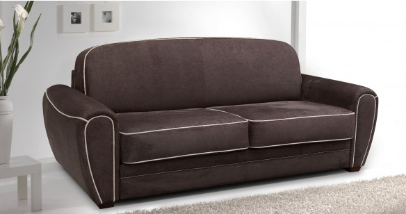 CLUB convertible Microfibre système expresss FAST'BED