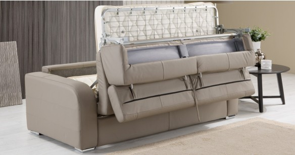 RONDO convertible CUIR ou Micronabuck express système FAST'BED