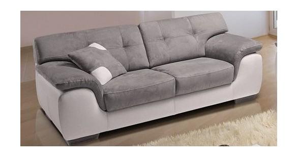 verone canap cuir et microfibre personnalisable sur univers du cuir. Black Bedroom Furniture Sets. Home Design Ideas