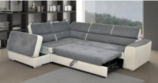 les canap s d angle convertibles de univers du cuir. Black Bedroom Furniture Sets. Home Design Ideas