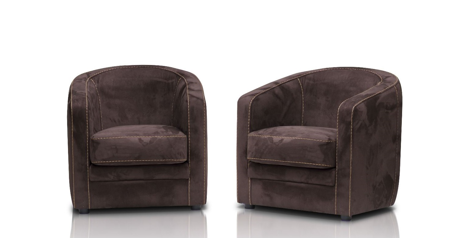 agata fauteuil d 39 appoint cabrioletpersonnalisable sur univers du cuir. Black Bedroom Furniture Sets. Home Design Ideas