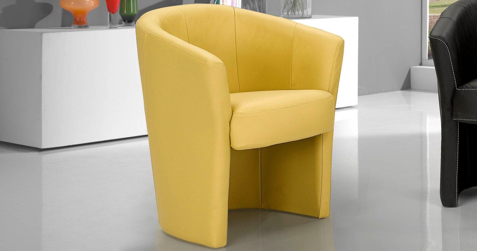 alba fauteuil cabriolet cuir personnalisable sur univers. Black Bedroom Furniture Sets. Home Design Ideas