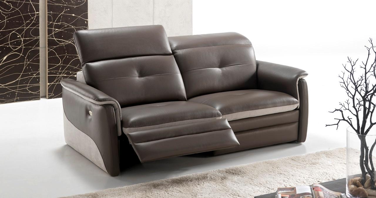 amalia home cin ma relaxation lectrique personnalisable sur univers du cuir. Black Bedroom Furniture Sets. Home Design Ideas