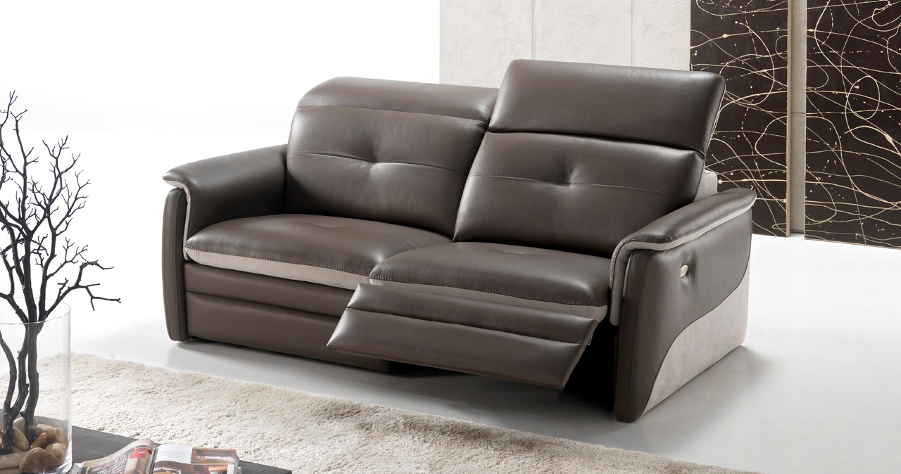 Amalia home cin ma relaxation lectrique personnalisable Chauffeuse confortable