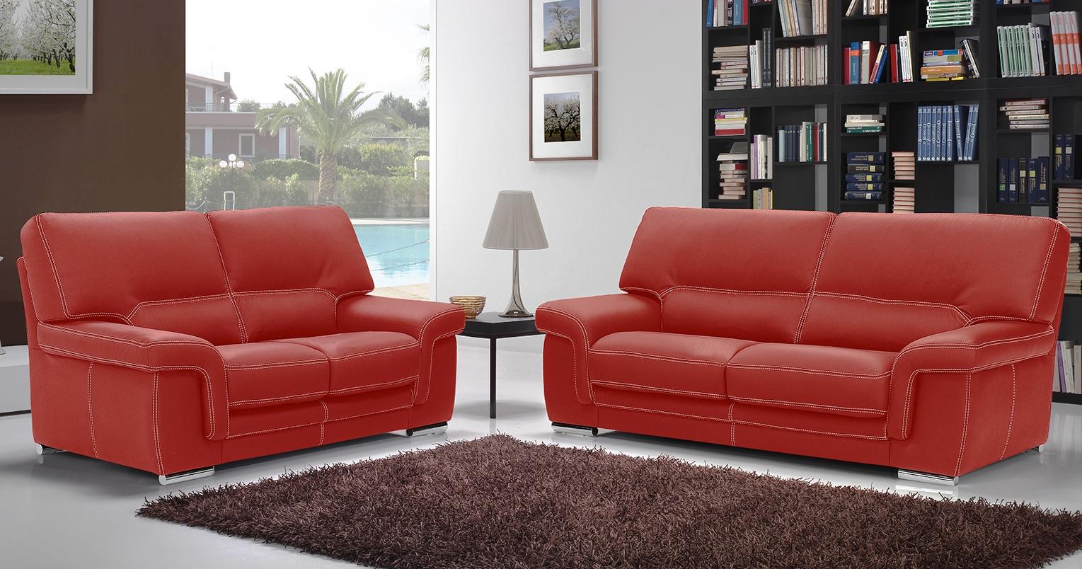aoste salon 3 2 buffle vachette cuir pais personnalisable sur univers du cuir. Black Bedroom Furniture Sets. Home Design Ideas