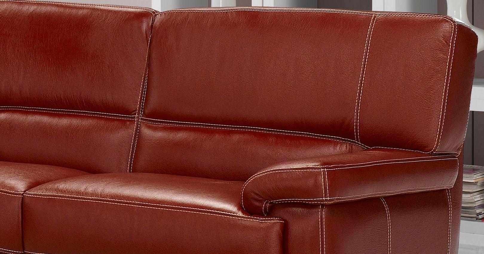 AREZZO Canapé Cuir Buffle Ou Vachette Personnalisable Sur Univers Du - Canape cuir epaisseur 3 mm