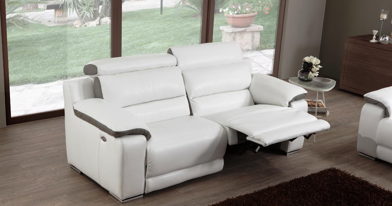 Arizona relaxation lectrique ou fixe personnalisable sur - Canape cuir avec relax electrique ...