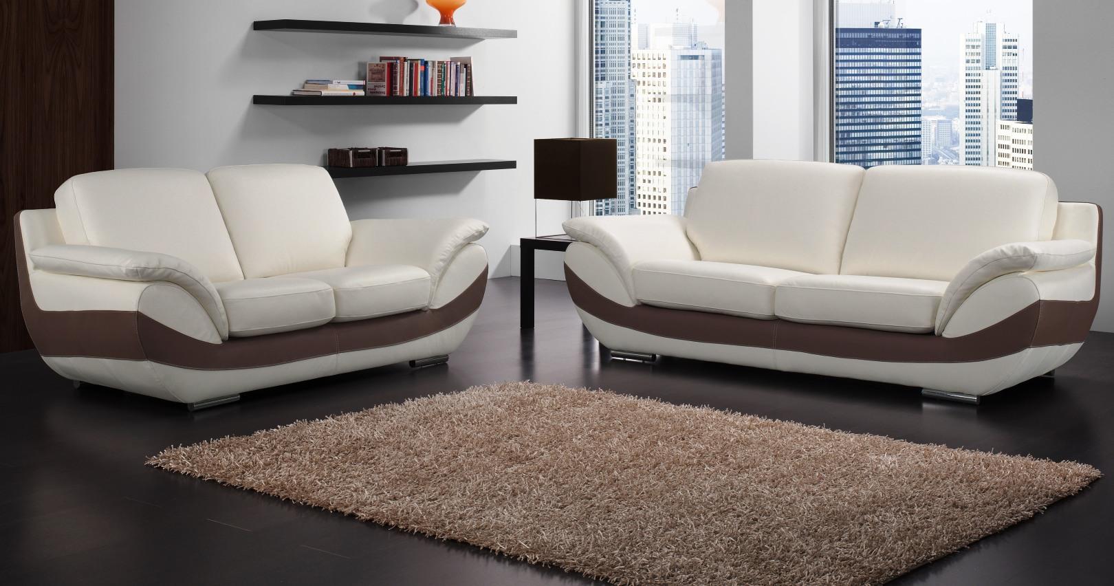 canap bruno personnalisable sur univers du cuir. Black Bedroom Furniture Sets. Home Design Ideas