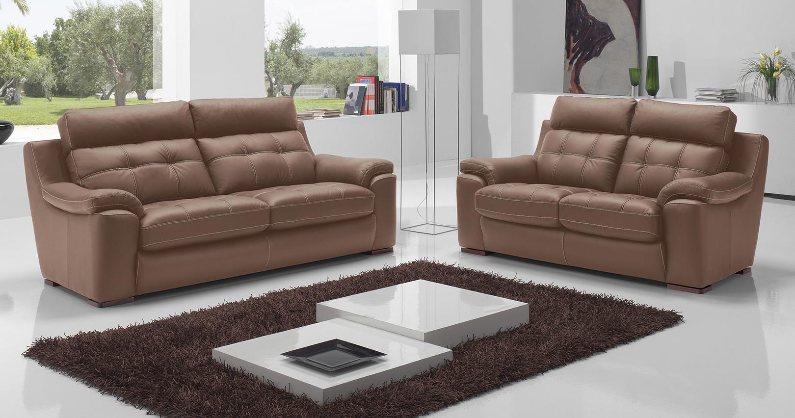 chicago salon 3 2 buffle ou vachette personnalisable sur univers du cuir. Black Bedroom Furniture Sets. Home Design Ideas