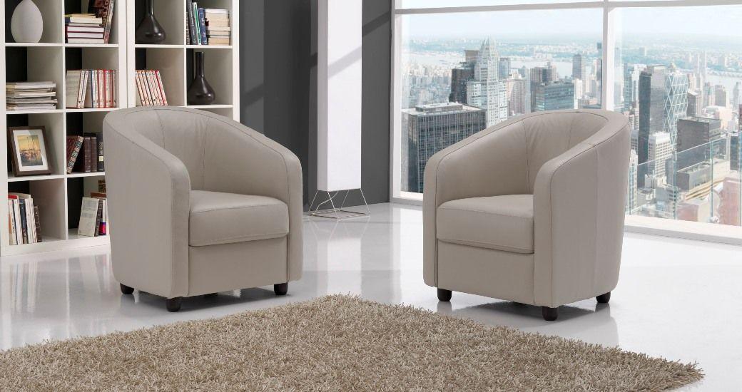 canap cuir beige emeliza plusieurs coloris. Black Bedroom Furniture Sets. Home Design Ideas