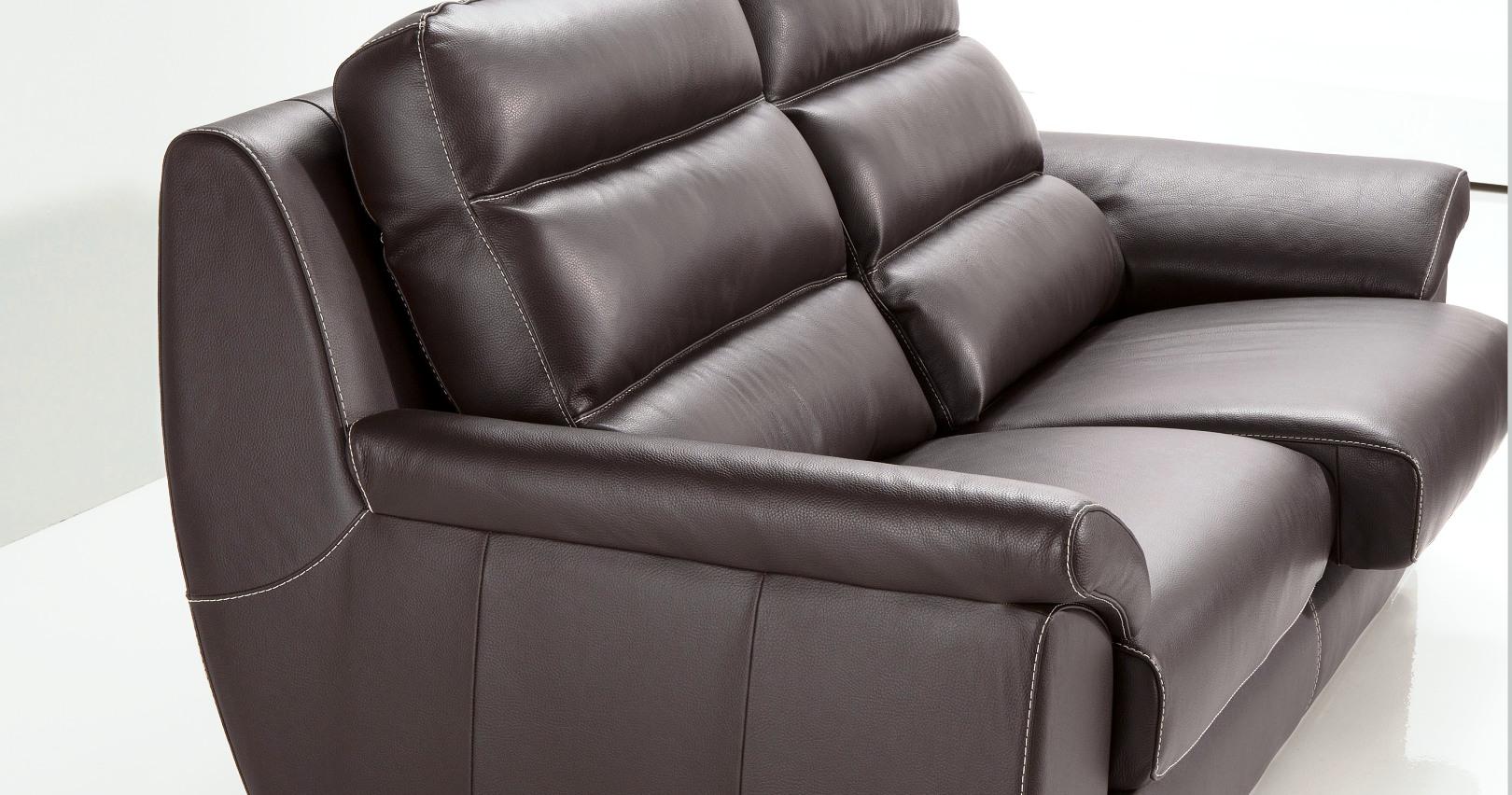 Monaco salon 3 2 vachette ou buffle personnalisable sur univers du cuir - Cuir buffle ou vachette ...