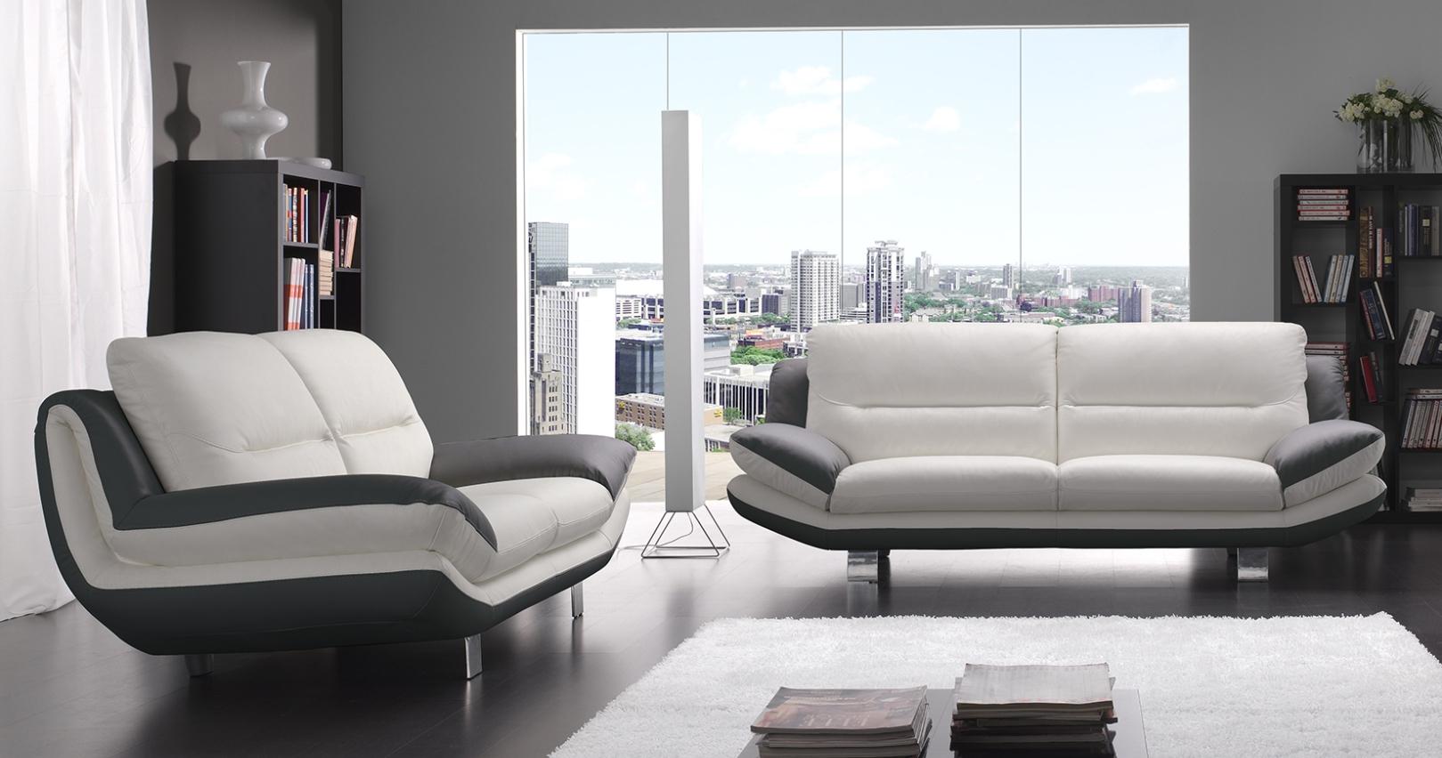 nashik salon 3 2 bicolore ou unicolore personnalisable sur univers du cuir. Black Bedroom Furniture Sets. Home Design Ideas