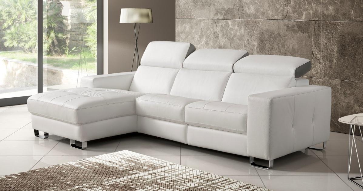 phoenix angle m ridienne cuir unicolore ou bicolorecanap angle m ridienne t ti res relevables. Black Bedroom Furniture Sets. Home Design Ideas