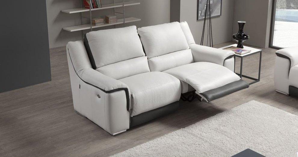 Pikunis relaxation lectrique ou fixe personnalisable sur - Univers du cuir canape ...