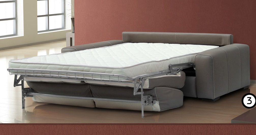 Express Cuir Système Rialto Convertible Fast'bed rhQdts