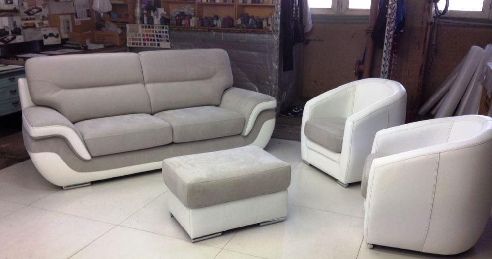 sélection premium 033bc 84fbb RODRIGUE Cuir et Microfibre Design Italien