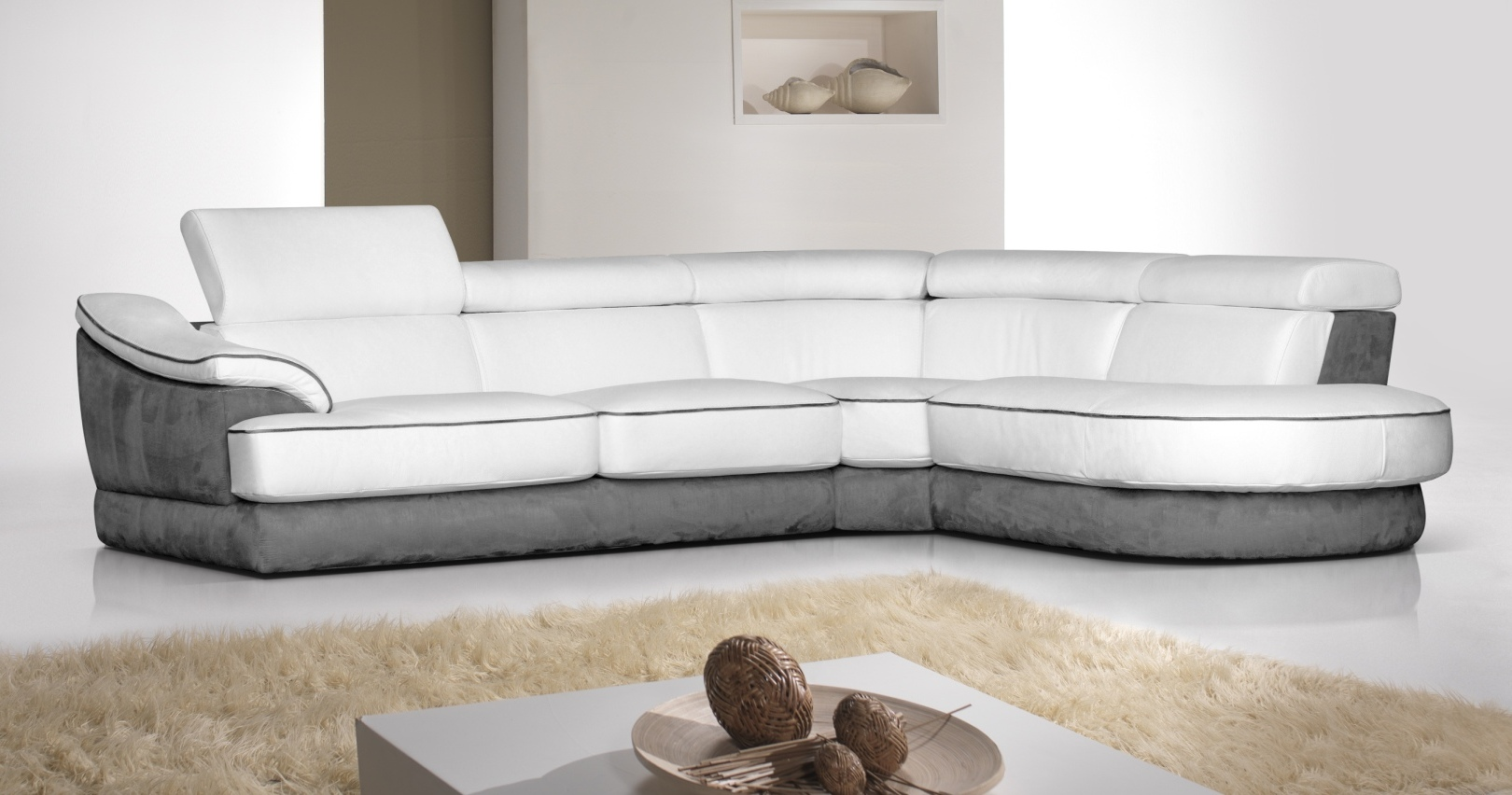 rome angle bi mati re personnalisable sur univers du cuir. Black Bedroom Furniture Sets. Home Design Ideas