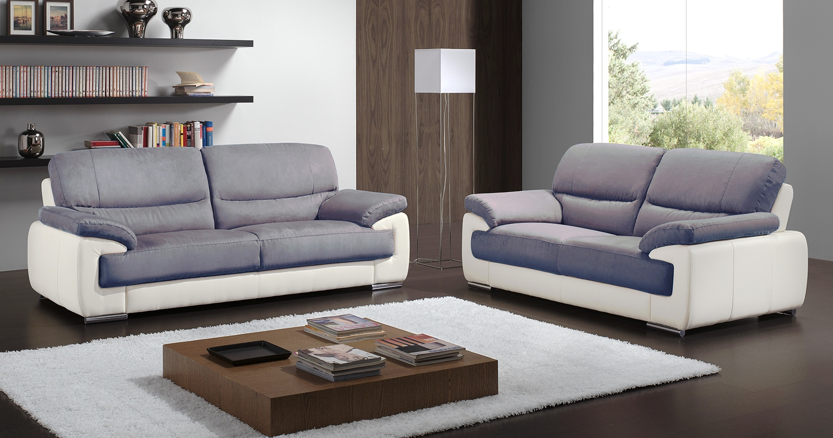 toulon cuir premium et ou microfibre personnalisable sur. Black Bedroom Furniture Sets. Home Design Ideas