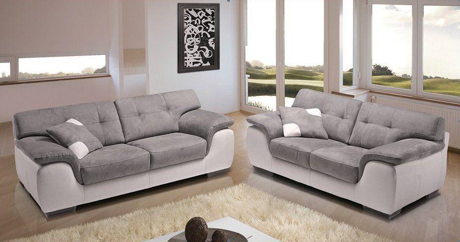 canap en microfibre canap microfibre belle l gant canap. Black Bedroom Furniture Sets. Home Design Ideas